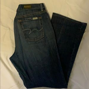 David Kahn Medium Wash Blue Jeans Bootcut